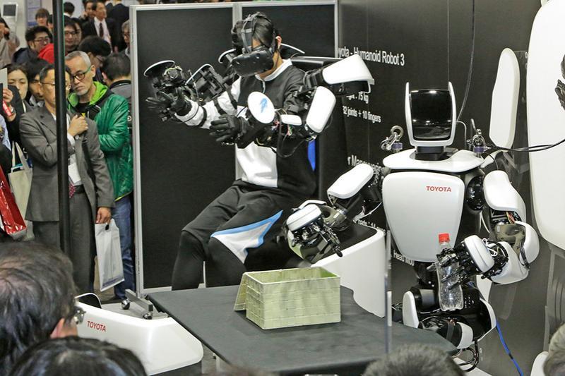 2019国際ロボット展