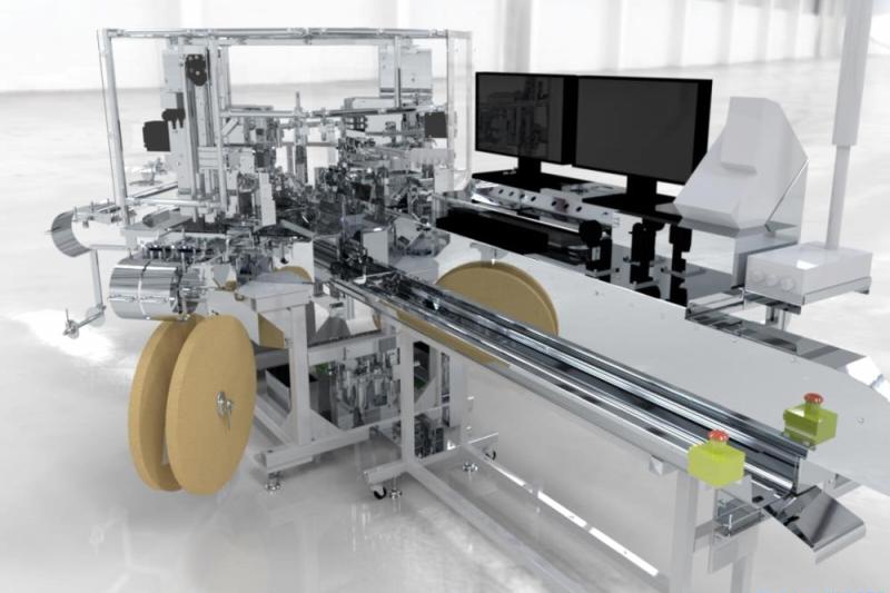 新明和、欧で電線処理機参入 処理能力向上機種を発売