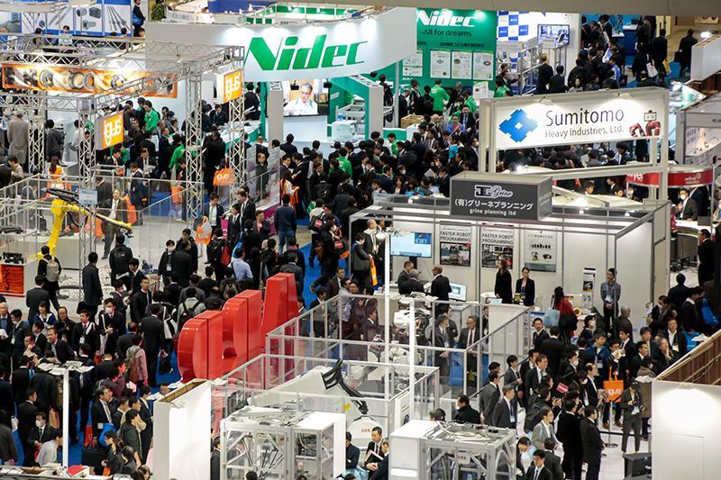国際ロボット展、12月18日開幕!