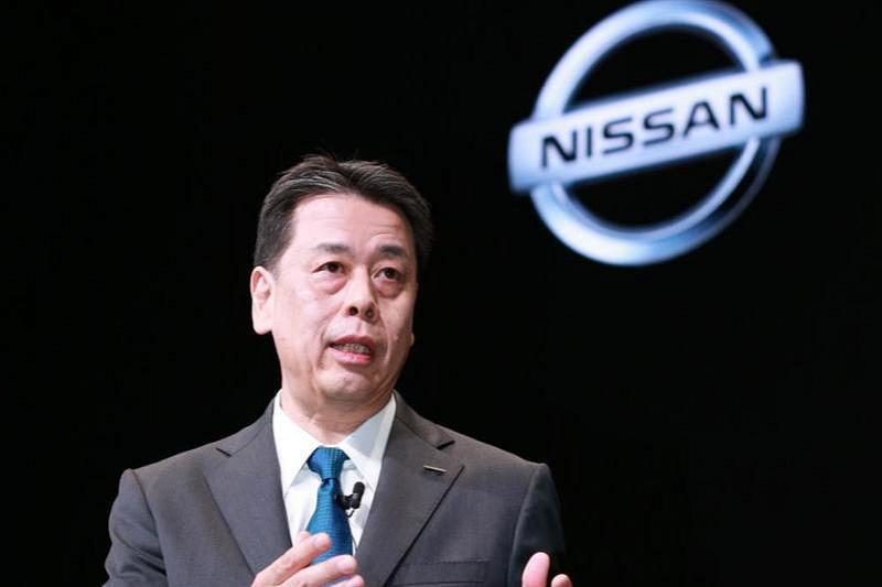日産・内田社長兼CEO、「企業連合と独立性」重要