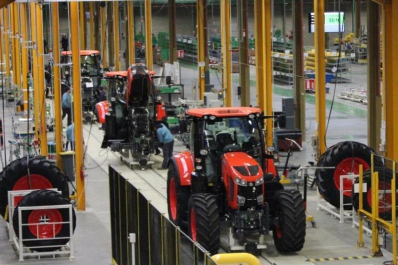 クボタ、設備投資が過去最大 今期計画1150億円