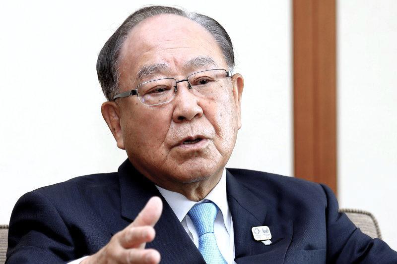 私の景気診断/キヤノン会長兼社長・御手洗冨士夫氏